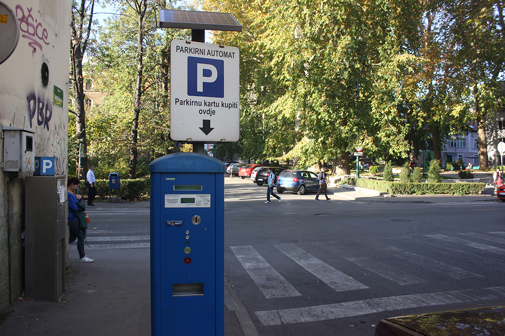 parking naplatni stubovi