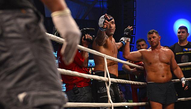 UFC Stojic - Roudrigez