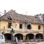 Ruševine nakon pada Vukovara