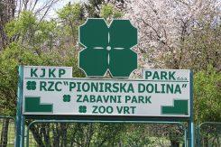 Park Pionirska dolina