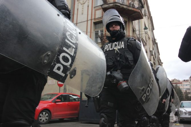 Protesti, Sarajevo 09.02.