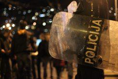 protesti cetvrti dan, ostavka niksica