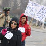Protesti nedjelja - 22.02.2014