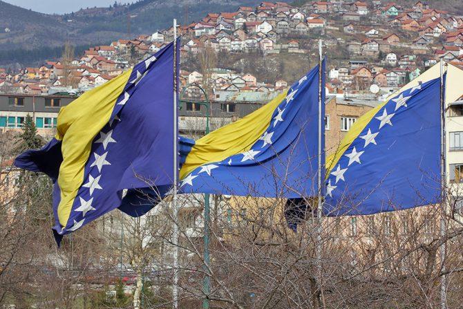 zastave, zastava bih