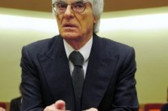 Bernie Eccelstone