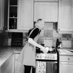 Žena-kuharica