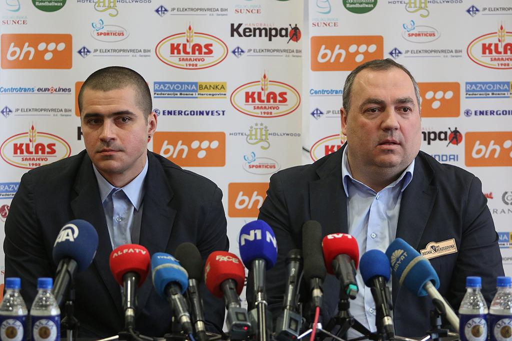 Toromanovic Muhamed, Markovic Dragan, RSBIH