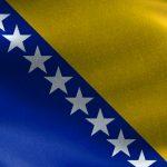 Sadašnja zastava Bosne i Hercegovine