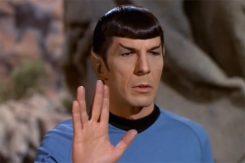 MR Spock, Leonard Nimoy