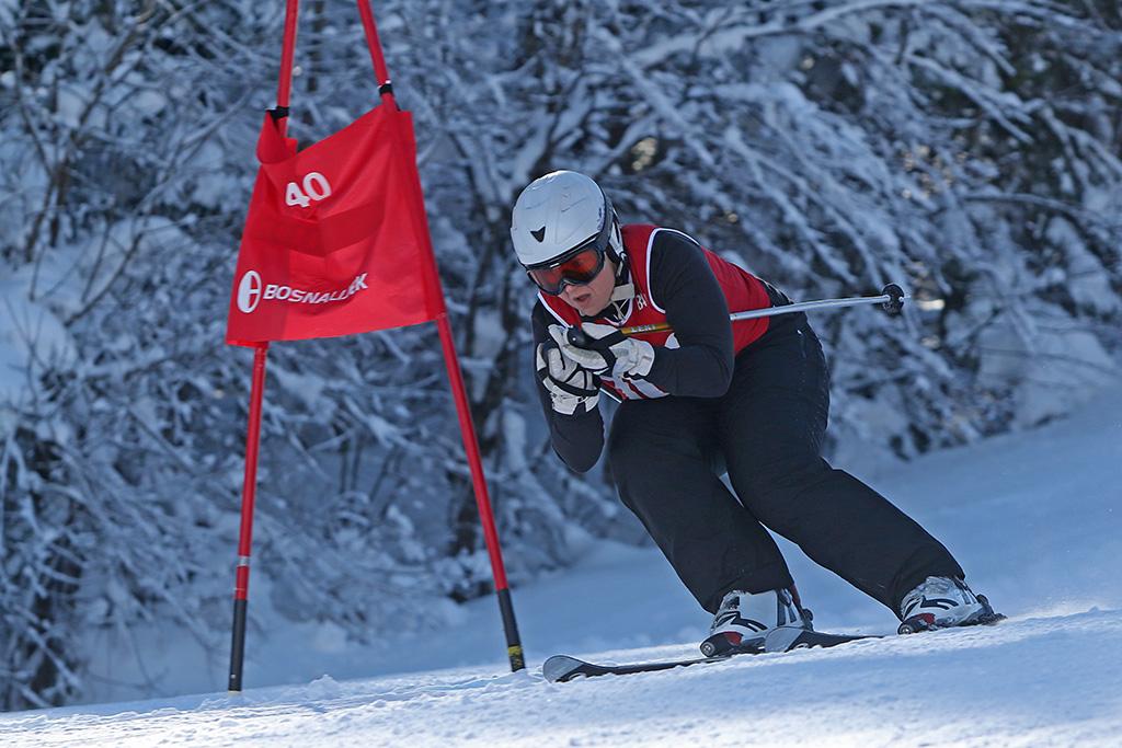 11 Medjunarodno takmicenje u skijanju, skijanje, bjelasnica
