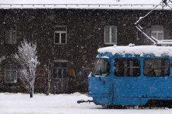 Snijeg Sarajevo