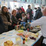 Foodini festival, hrana