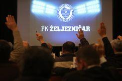 Usvajanje statuta, FK Zeljeznicar, Gredic, Zaimovic, Misimovic, Zujo