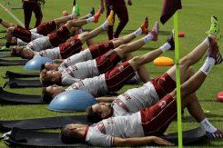 Trening FK Sarajevo
