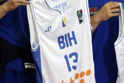 Košarkaški savez BiH, košarkaška reprezentacija biH, dres