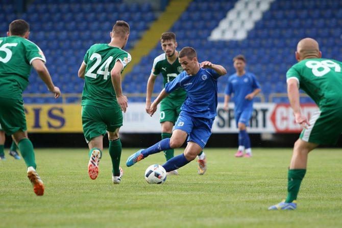 FK Zeljeznicar- FK Olimpic