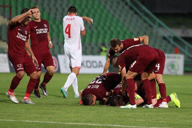 FK Sarajevo - HNK Zrinjski,