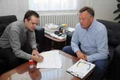 Dino Selimović i Dževad Bećirević