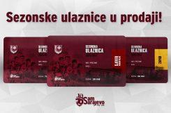 Godišnje ulaznice FK Sarajevo