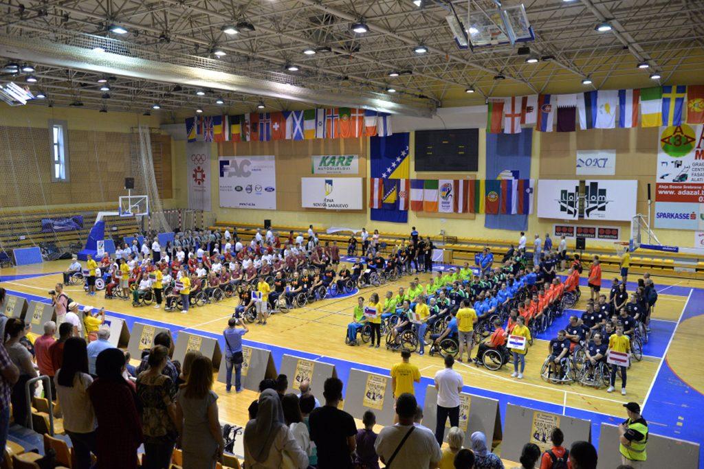 Evropsko prvenstvo za košarkaše u kolicima