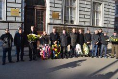 """Obilježena 23. godišnjica masakra ispred Osnovne skole """"Safvet-beg Bašagić"""""""