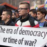 """Protest """"Sarajevo – Metropolama svijeta za Halep i Siriju"""""""