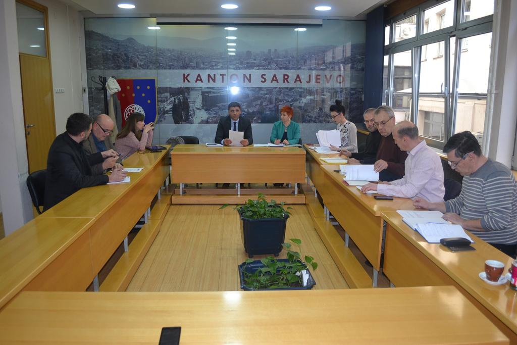 Elvir Kazazović imenovao je Radnu grupu