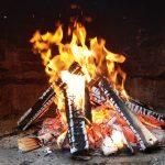 Vatra, roštilj