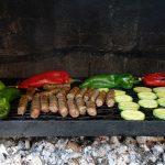 Roštilj, povrće