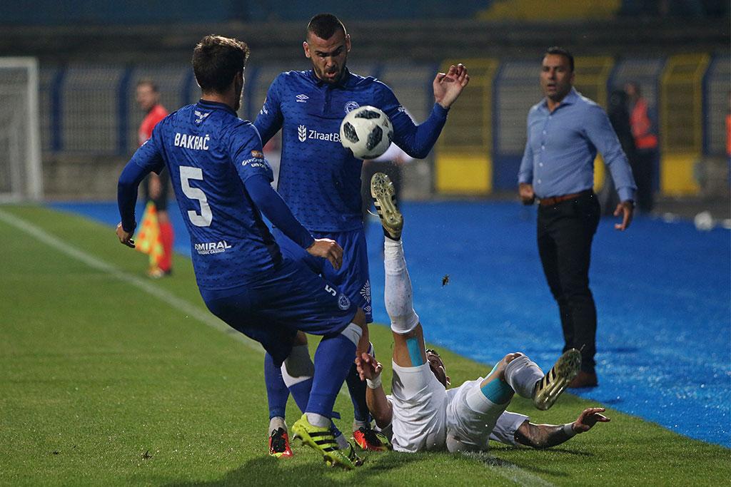 FK Željezničar - Apollon Limassol FC, Sulejman Krpić