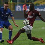 FK Željezničar - FK Sarajevo, Grbavica