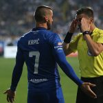FK Željezničar - FK Sarajevo, Sulejman Krpić, Sudija