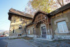 Željeznička stanica Bistrik